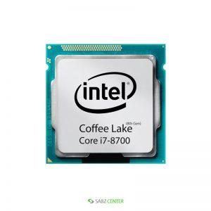 پردازنده مرکزی INTEL Core i7 8700
