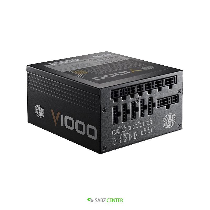 منبع تغذيه کامپيوتر کولر مستر مدل V1000