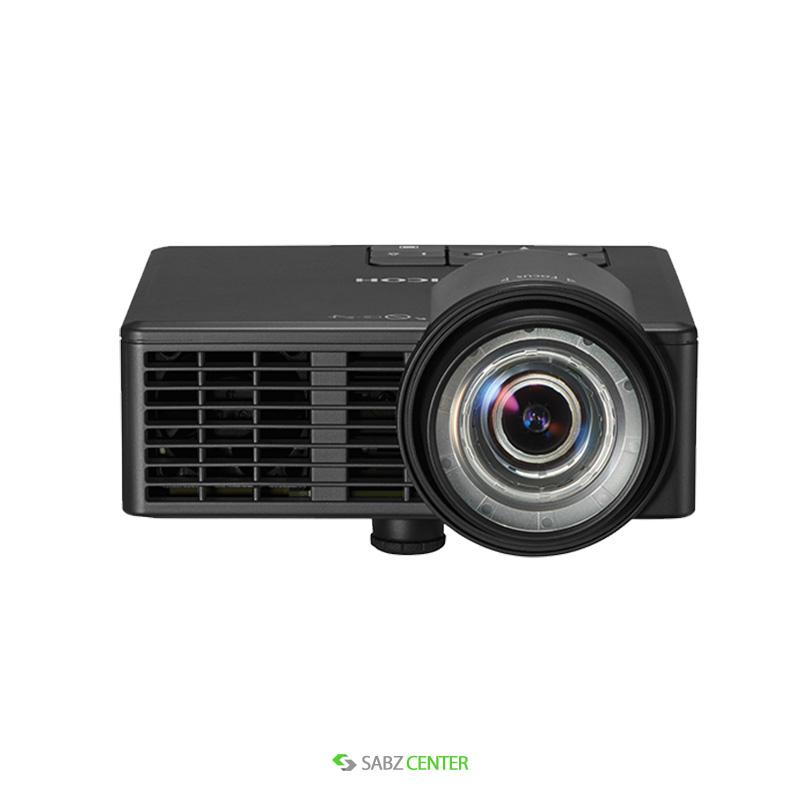 Ricoh PJ WXC1110 XGA Video Projector