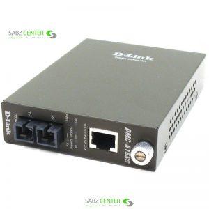 مبدل فیبر نوری به اترنت دی-لینک مدل DMC-515SC