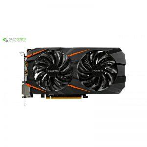 کارت گرافیک گیگابایت مدل GeForce GTX 1060 WINDFORCE OC 6G - 0