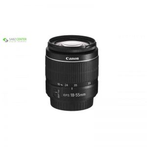 لنز کانن EF-S 18-55mm f/3.5-5.6 III