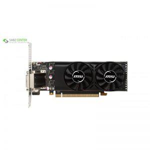 کارت گرافیک ام اس آی مدل GeForce GTX 1050 Ti 4GT LP - 0
