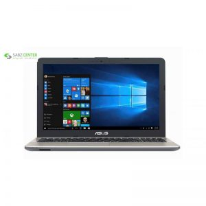 لپ تاپ 15 اینچی ایسوس مدل X541UV - O - 0