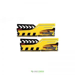 رم دسکتاپ DDR4 دو کاناله 2400 مگاهرتز CL16 گيل مدل Forza ظرفيت 8 گيگابايت