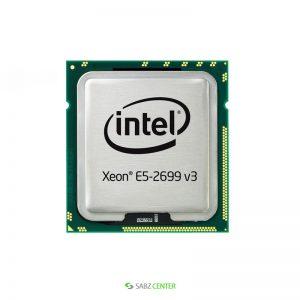 پردازنده مرکزی اينتل مدل Xeon E5-2699 V3