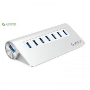 هاب USB3.0 هفت پورت اوریکو مدل M3H7 - 0