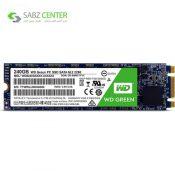 حافظه SSD وسترن دیجیتال مدل GREEN WDS240G1G0B ظرفیت 240 گیگابایت - 0