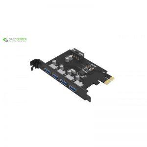 هاب USB 3.0 چهار پورت اوریکو مدل PME-4U - 0