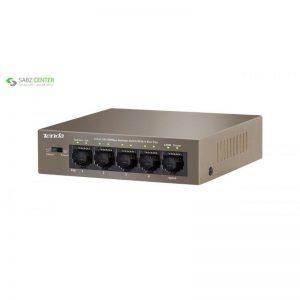 سوییچ 5 پورت 10/100 Mbps تندا مدل TEF1105P-4-63W - 0
