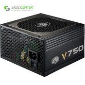 منبع تغذیه کامپیوتر ماژولار کولر مستر مدل V750 - 0