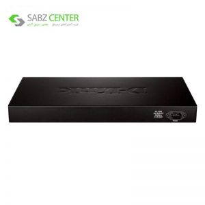 سوییچ 28 پورت گیگابیتی دی-لینک مدل DGS-1210-28 با 24 پورت UTP و 4 پورت SFP - 0