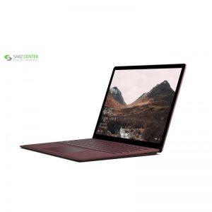 لپ تاپ 13 اینچی مایکروسافت مدل- Surface Laptop Burgundy - J - 3