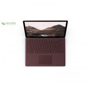 لپ تاپ 13 اینچی مایکروسافت مدل- Surface Laptop Burgundy - N - 0