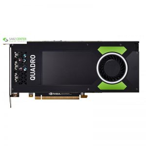 کارت گرافیک پی ان وای مدل QUADRO P4000 - 0