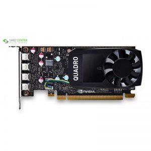 کارت گرافیک پی ان وای مدل Quadro P600 - 0