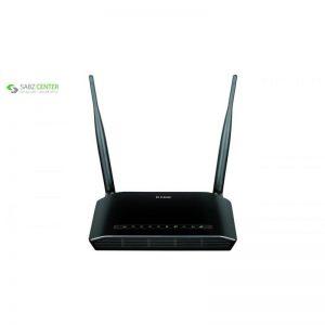 مودم روتر ADSL2 Plus بی سیم N300 دی-لینک مدل DSL-2740U - 0