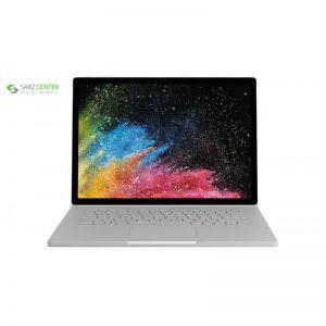 لپ تاپ 15 اینچی مایکروسافت مدل Surface Book 2- B - 0