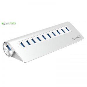 هاب USB 3.0 ده پورت اوریکو مدل M3H10-V2 - 0