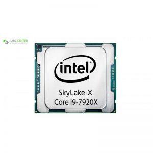 پردازنده مرکزی اینتل سری Skylake-X مدل i9-7920X - 0