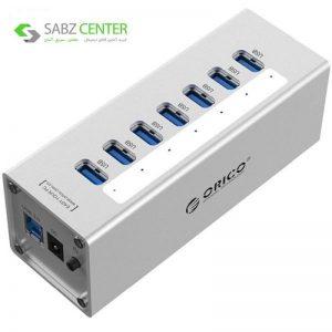 هاب USB 3.0 هفت پورت اوریکو مدل A3H7 - 0