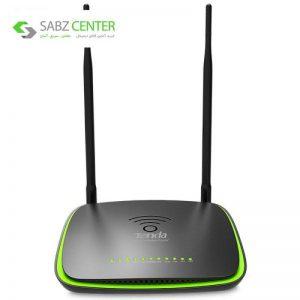 مودم روتر ADSL2 Plus بیسیم N300 تندا مدل DH301 - 0