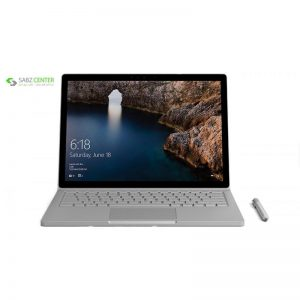 لپ تاپ 13 اینچی مایکروسافت مدل Surface Book - G - 0