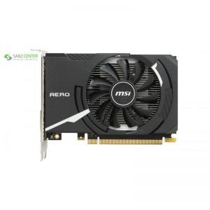 کارت گرافیک ام اس آی مدل GeForce GT 1030 AERO ITX 2G OC - 0