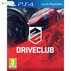 بازی Drive Club مخصوص PS4 - 0