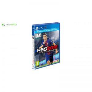 بازی PES 2018 مخصوص PS4 - 0
