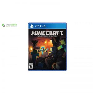 بازی Minecraft Playstation 4 Edition مخصوص PS4 - 0