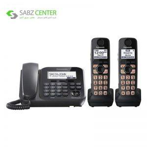 تلفن بیسیم پاناسونیک مدل KX-TG4772 - 0