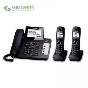 تلفن بی سیم پاناسونیک مدل KX-TG6672 - 0