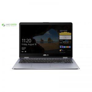 لپ تاپ 15 اینچی ایسوس مدل VivoBook Flip TP510UQ - C - 0
