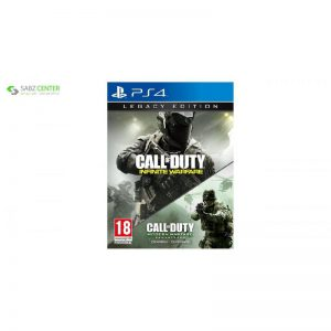 بازی Call of Duty Infinite Warfare - Legacy Edition مخصوص PS4 - 0