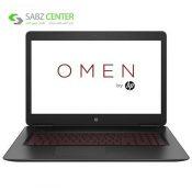 لپ تاپ 17 اینچی اچ پی مدل Omen 17T-W273 - C - 0