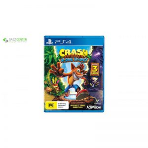 بازی Crash Bandicoot مخصوص PS4 - 0