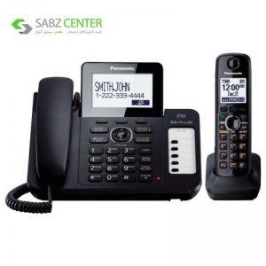 تلفن بی سیم پاناسونیک مدل KX-TG6671 - 0