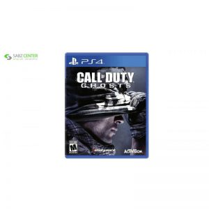 بازی Call of Duty Ghost مخصوص PS4 - 0