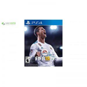 بازی Fifa 18 مخصوص PS4 - 0