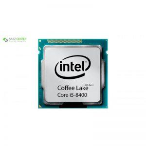 پردازنده مرکزی اینتل سری Coffee Lake مدل Core i5-8400 - 0
