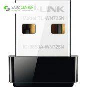 کارت شبکه USB بی سیم N150 Nano تی پی-لینک مدل TL-WN725N - 0