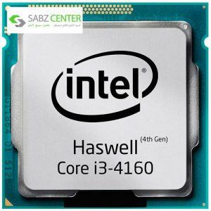 پردازنده مرکزی اینتل سری Haswell مدل Core i3-4160 - 0