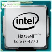 پردازنده مرکزی اینتل سری Haswell مدل Core i7-4770 - 0
