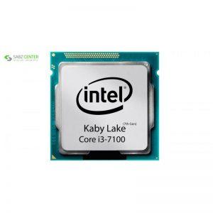 پردازنده مرکزی اینتل سری Kaby Lake مدل Core i3-7100 - 0
