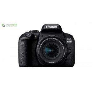 دوربین دیجیتال کانن مدل EOS 800D به همراه لنز 18-55 میلی متر IS STM - 0