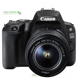 دوربین عکاسی کانن Canon 200D با لنز 55-18 III
