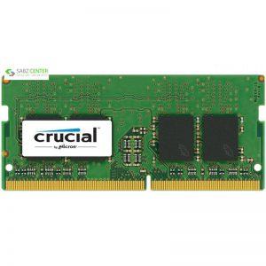 رم لپ تاپ کروشیال مدل DDR4 2133MHz ظرفیت 8 گیگابایت - 0