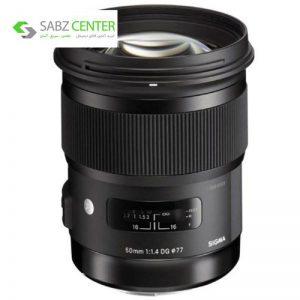 لنز سیگما 50mm f/1.4 DG HSM Art - 1