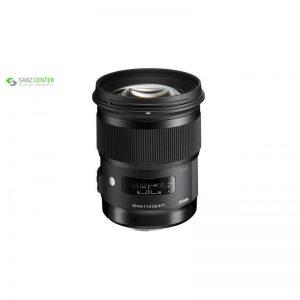 لنز سیگما مدل 50mm f/1.4 DG HSM Art for Nikon Cameras Lens - 0